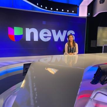 Samira Navas Univision Miami