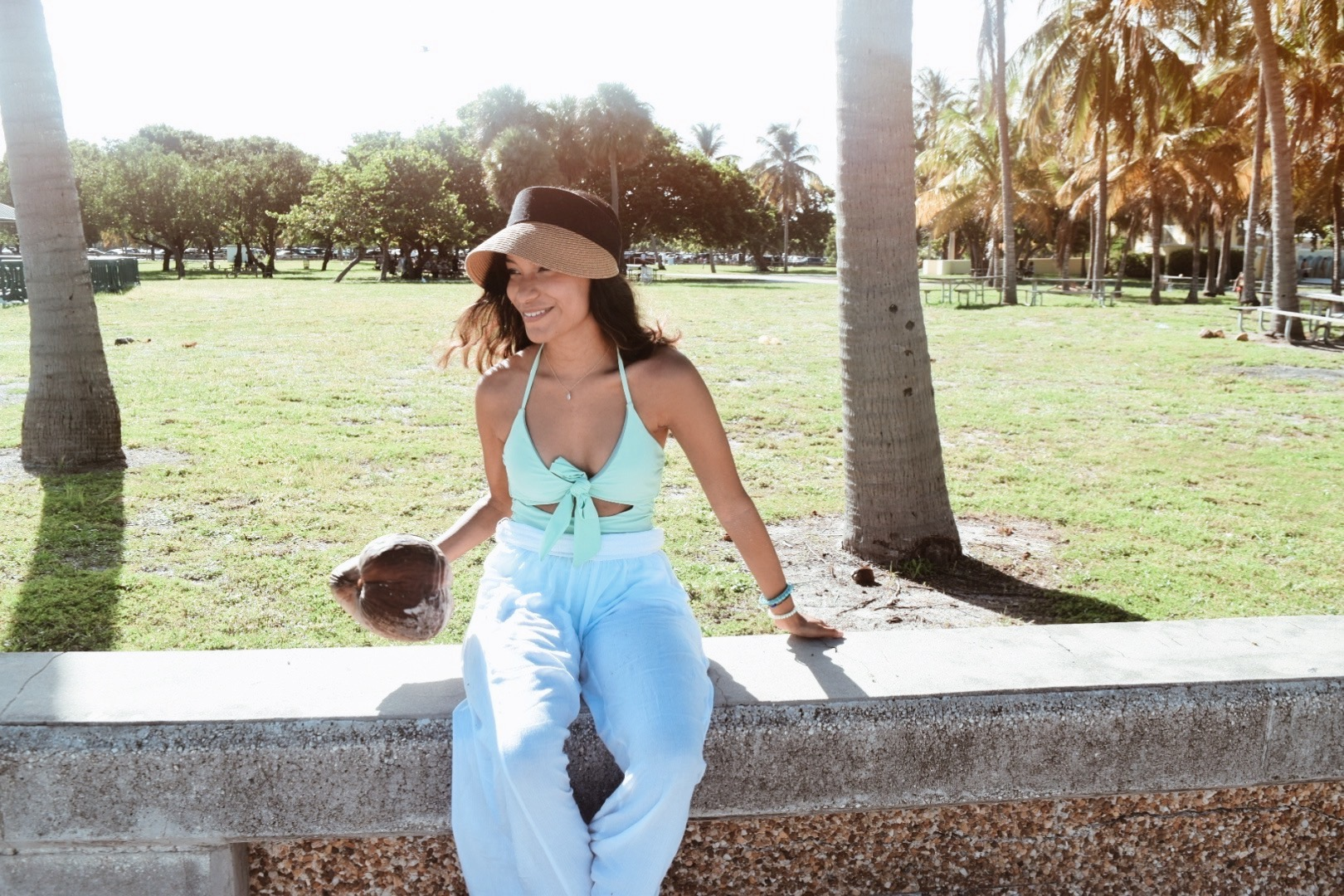 Samira Navas Vogue Blog Beach Day