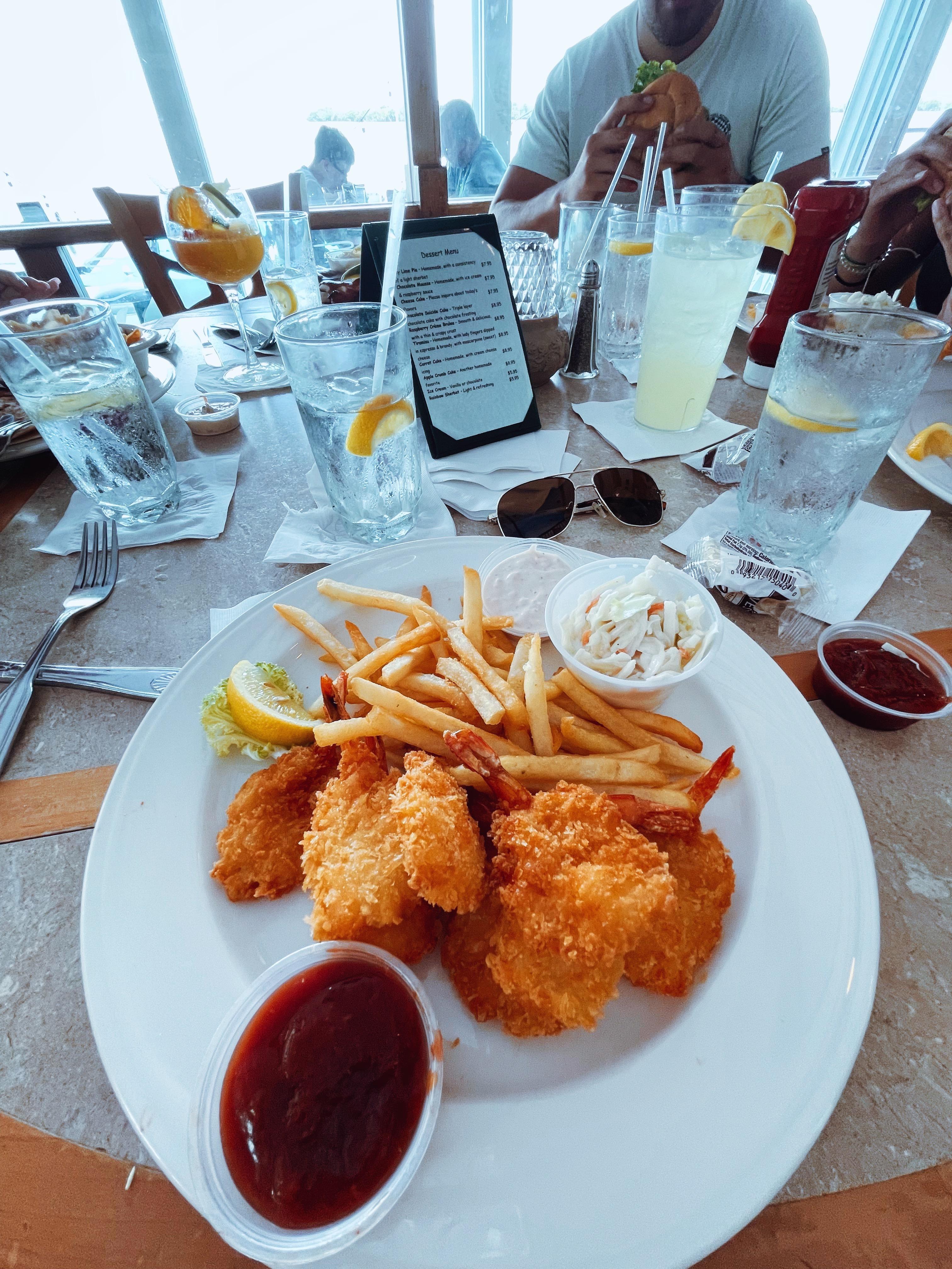 ft. myers beach food